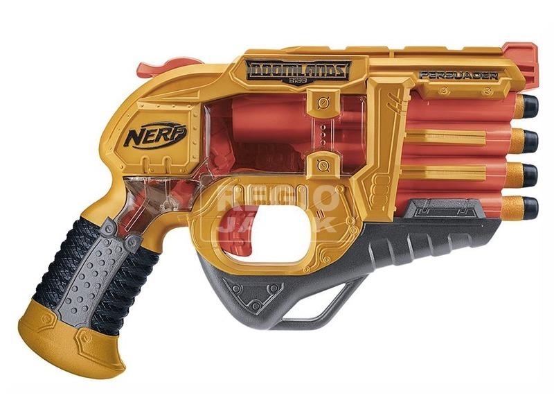 kép nagyítása NERF Doomlands Persuader szivacslövő pisztoly