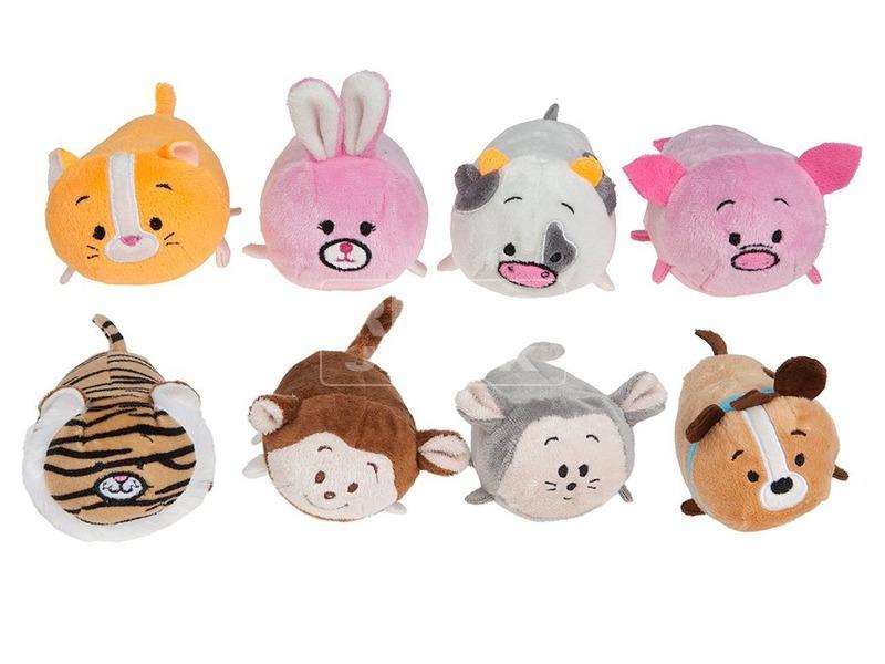 BunBun állatkák, 10 cm, 8 féle