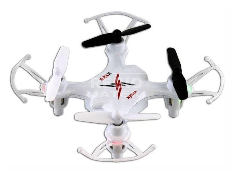 Syma X12S nano quadrocopter - 2, 4 GHz