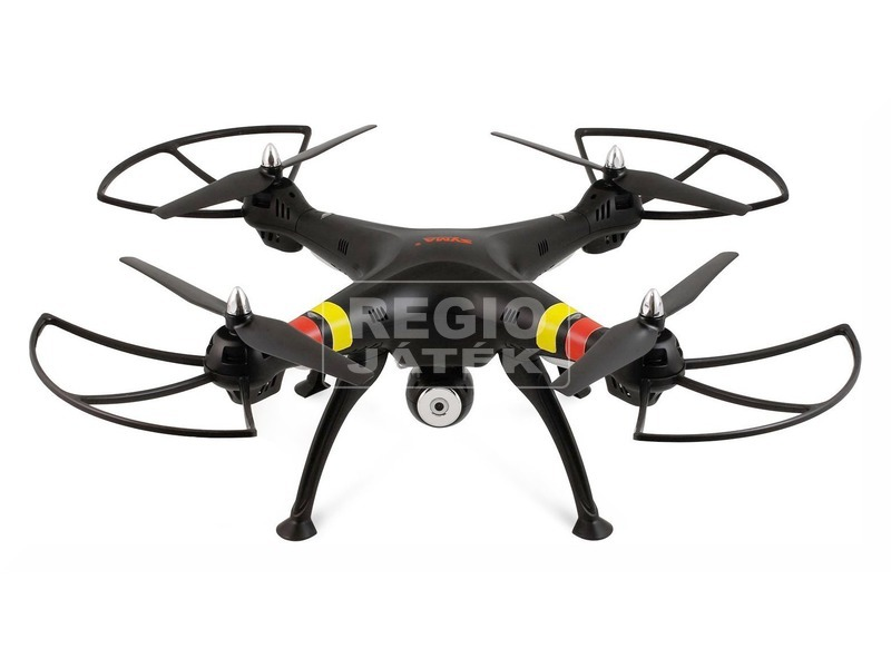 Syma X8W wifi quadrocopter - 2, 4 GHz