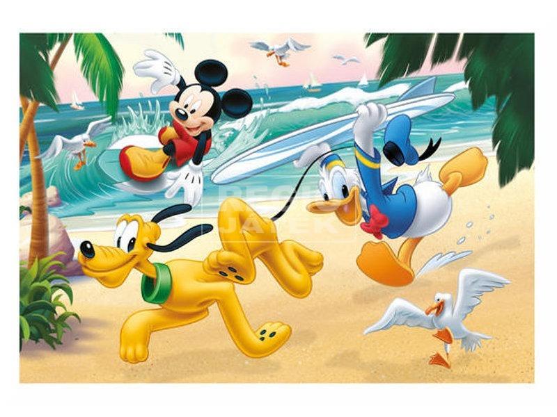 kép nagyítása Mikiegér 2 x 66 darabos puzzle