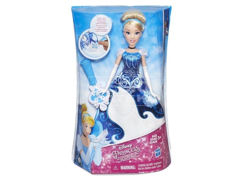 kép nagyítása Disney hercegnő mágikus baba - 30 cm, többféle