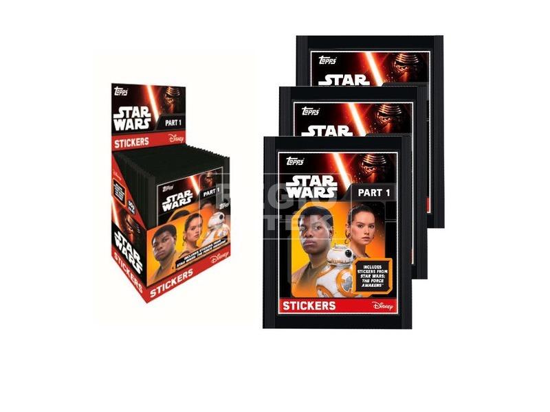 Star Wars: The Force Awakens matrica SW
