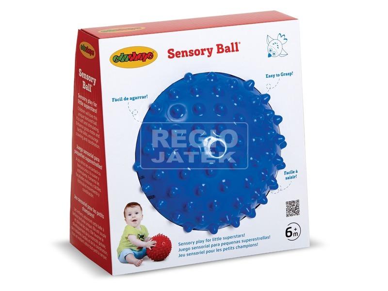 Érzékelés fejlesztő bébi labda - 18 cm, többféle