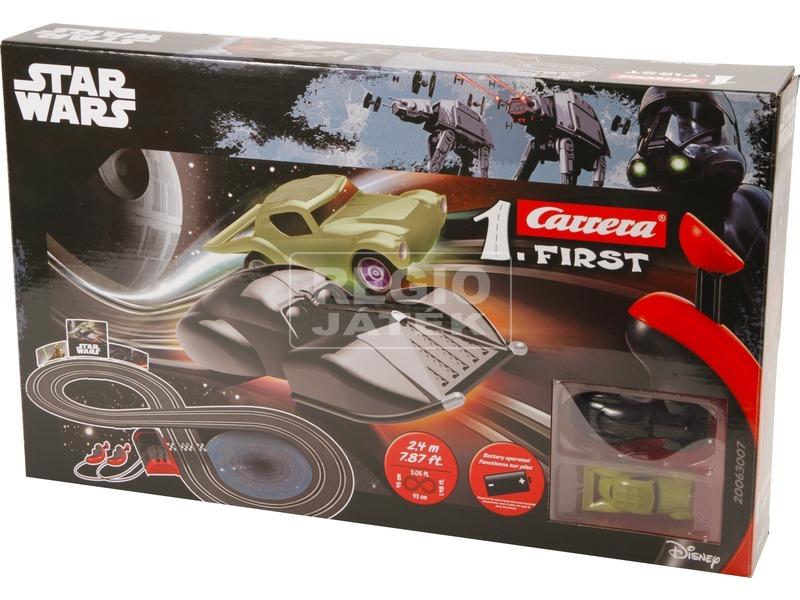 Carrera First Star Wars versenypálya