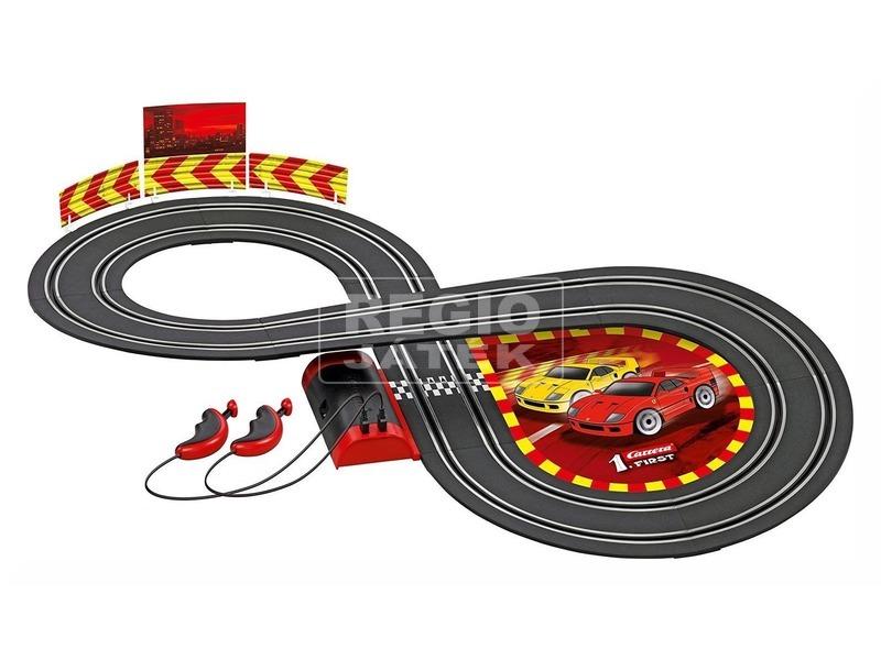 kép nagyítása Carrera First Ferrari