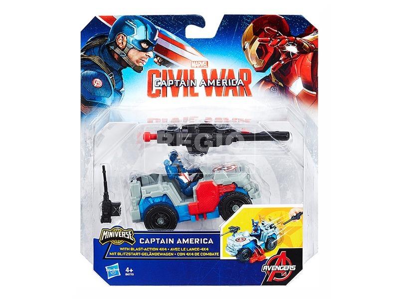CAP Polgárháború 6 cm-es harci versenyző B