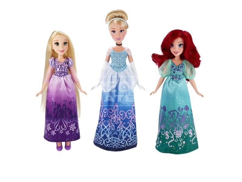 kép nagyítása Disney hercegnők divatos hercegnő baba 1 - többféle