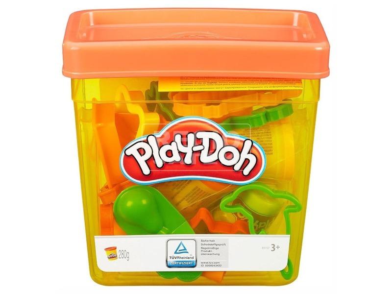Play-Doh állatos gyurmaformázó készlet