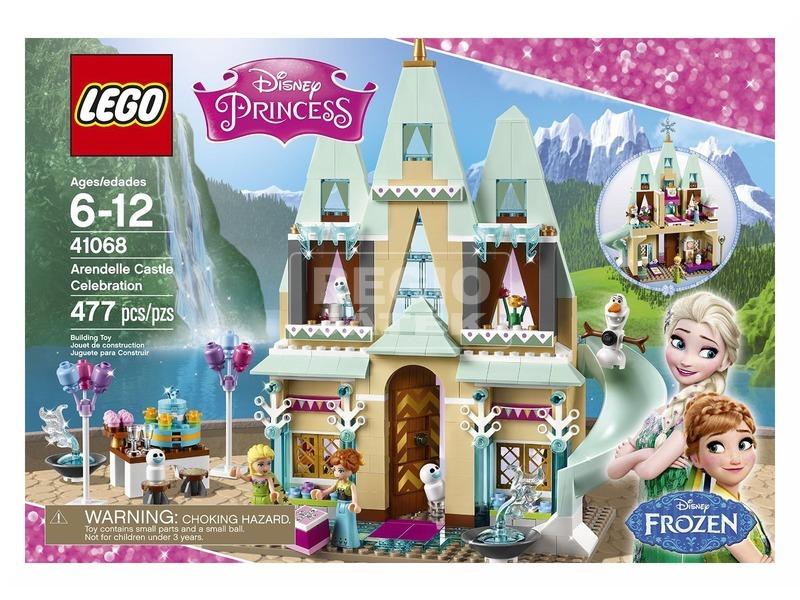 LEGO Disney Princess 41068 Arendelle ünnepe a kastélyban