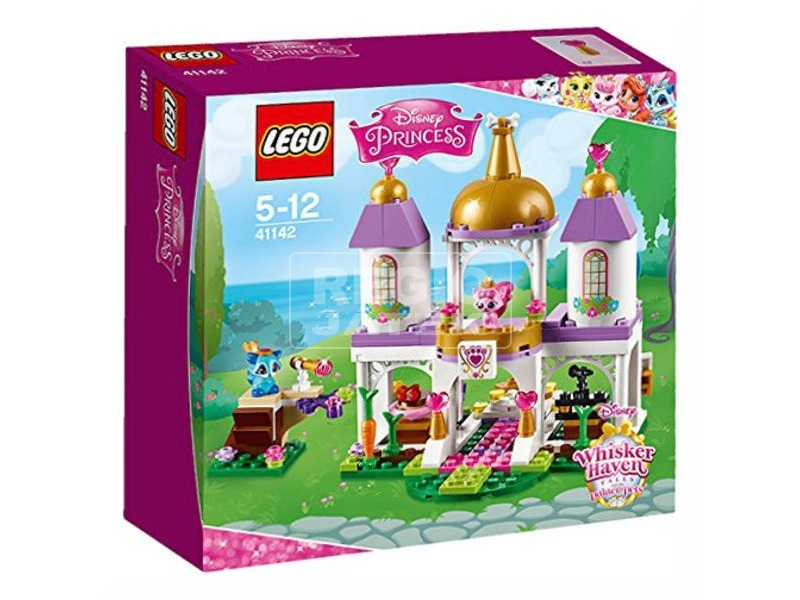 LEGO Disney Princess 41142 A palota házi kedvenceinek királyi kastélya