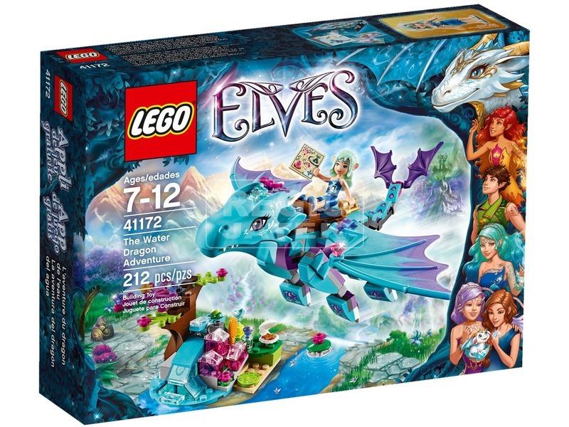 LEGO Elves Kaland a Vízisárkánnyal 41172