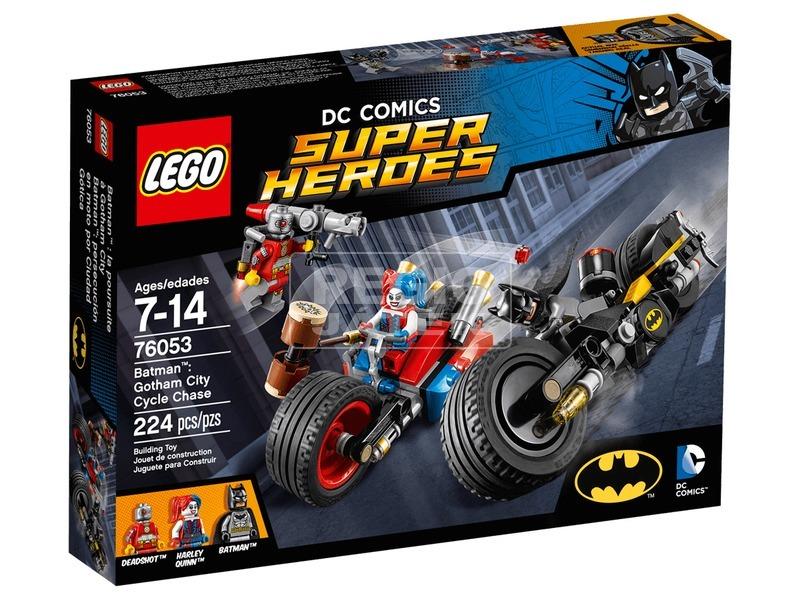 LEGO Super Heroes 76053 Batman™: Motoros üldözés Gotham City városában