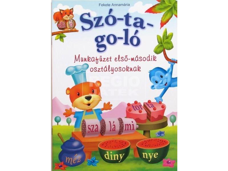 Szó-ta-go-ló fejelsztő könyv