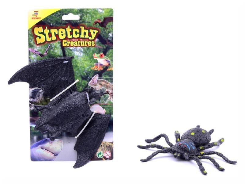 Nyújtható pók - 15 cm, többféle