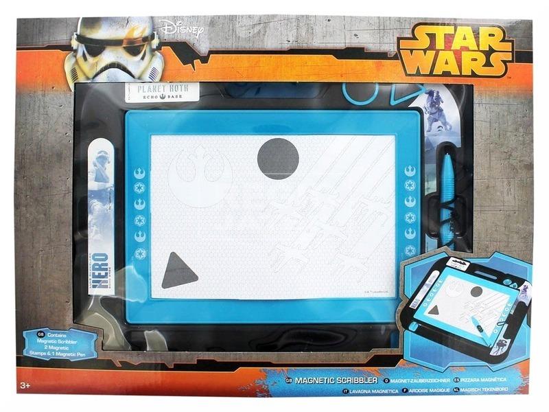 Star Wars: Mágneses rajztábla