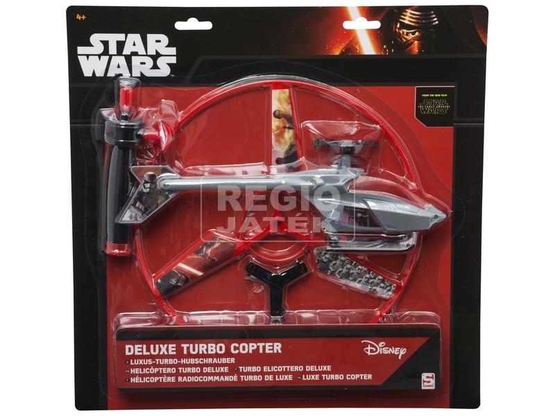 Star Wars: Az ébredő Erő Turbo helikopter