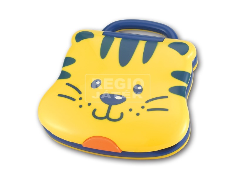 kép nagyítása Tigris junior laptop bébijáték angol
