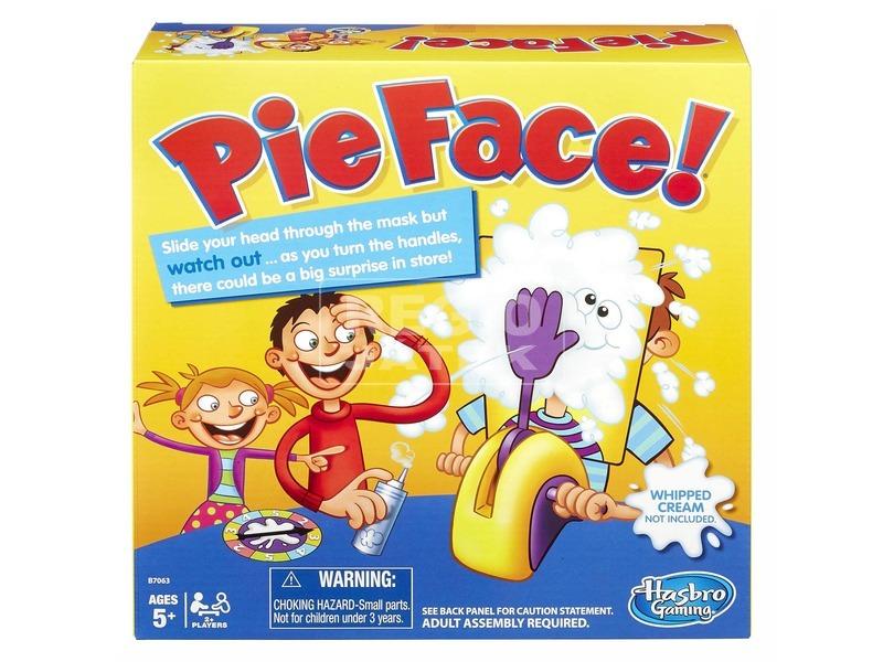 Pie Face Pite az arcodba társasjáték