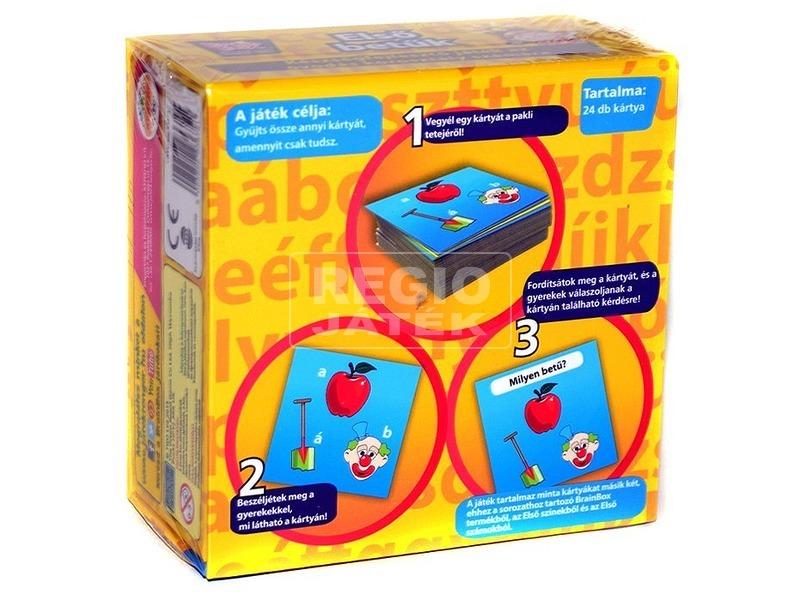 kép nagyítása BrainBox - Az első betűk társasjáték