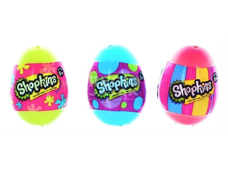 Shopkins 4. évad meglepetés tojás