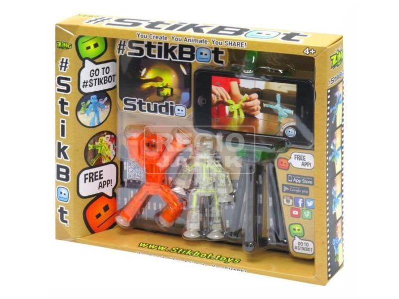 Stikbot figura stúdió készlet