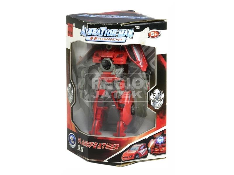 Alteration Man Flamefeather robot - 15 cm