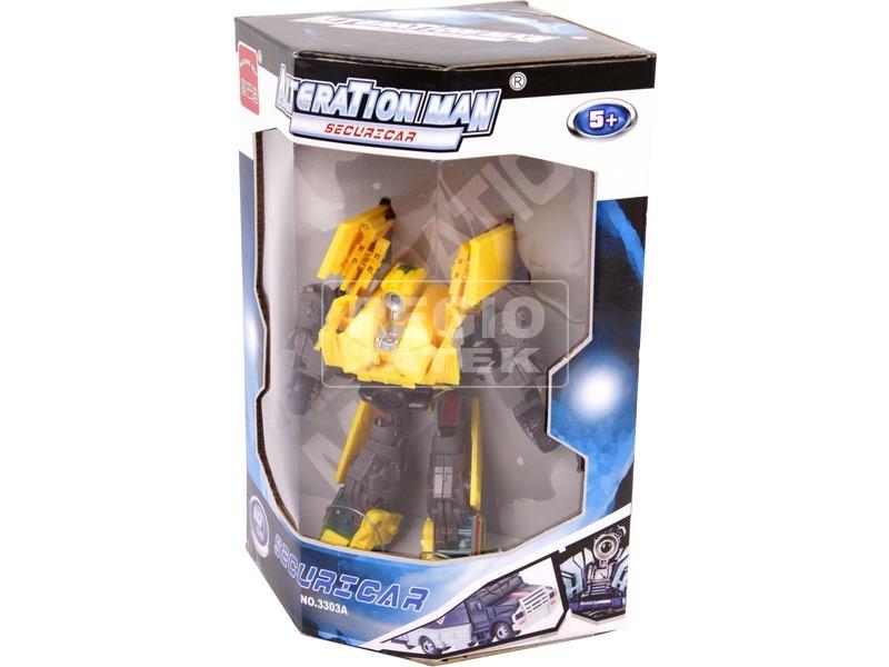 kép nagyítása Alteration Man Securicar átalakuló robot - 15 cm