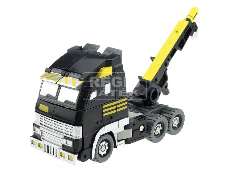 kép nagyítása Alteration Man Bomb átalakuló kamion - 10 cm