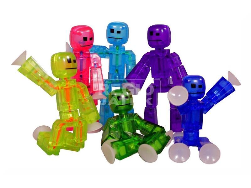 Stikbot 1 darabos figura készlet - többféle