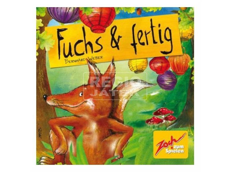 Fuchs & Fertig társasjáték