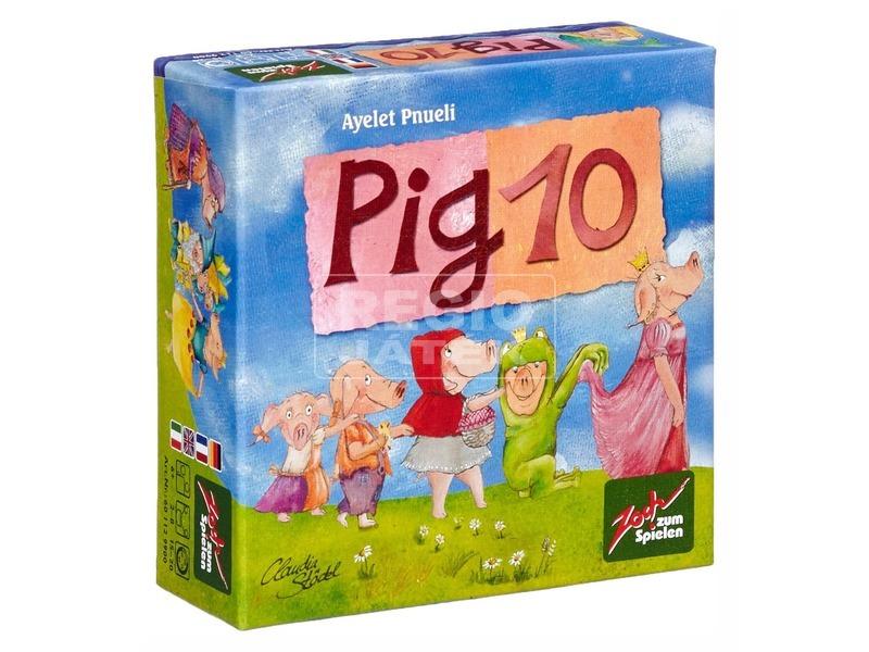 PIG 10 társasjáték