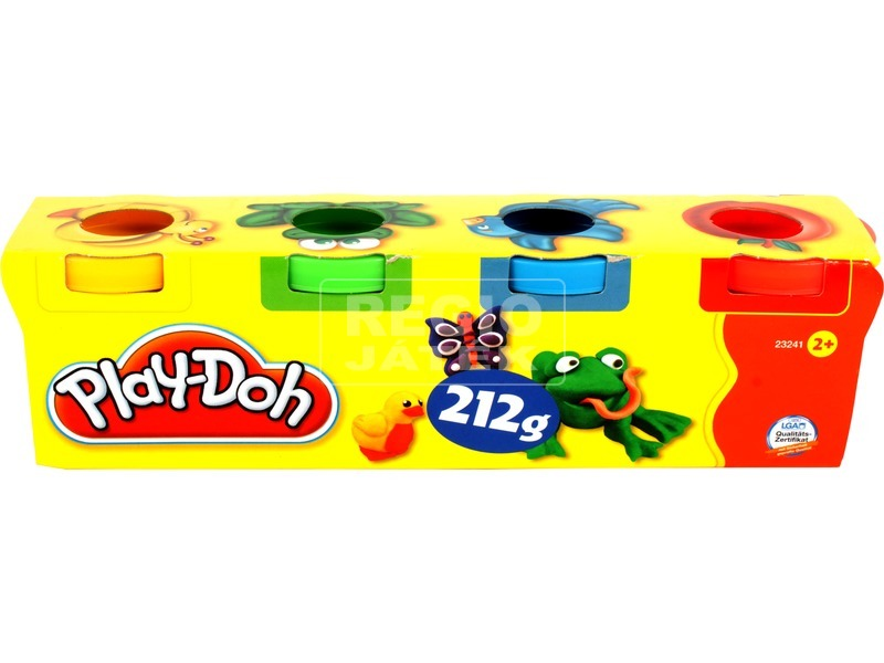 Play-Doh gyurma - 4 db-os mini csomag
