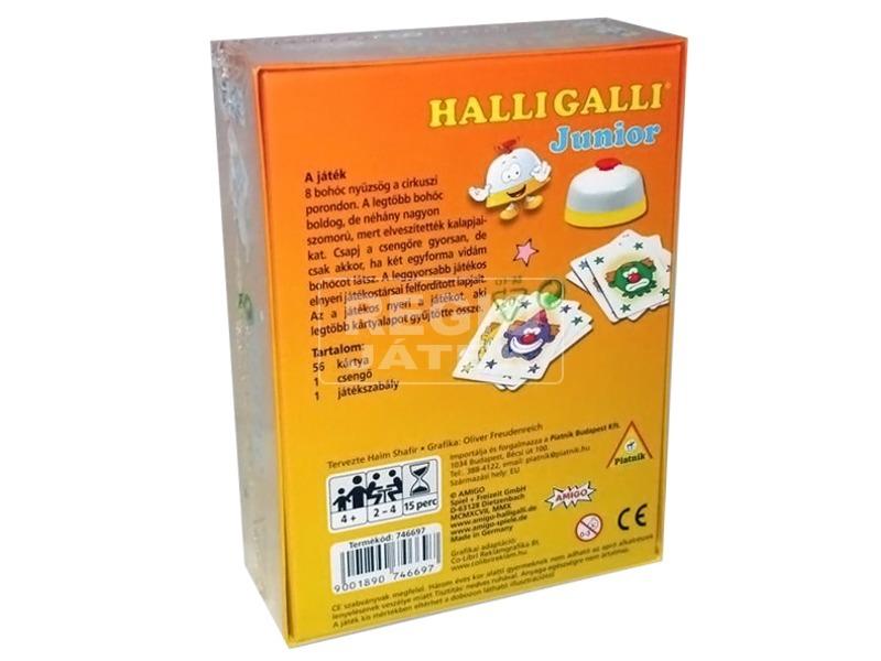 kép nagyítása Halli Galli Junior társasjáték