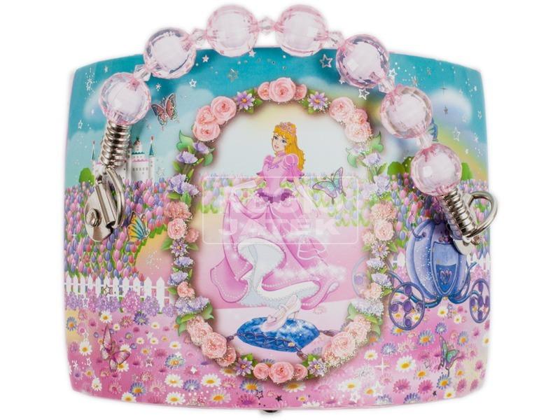 kép nagyítása Hercegnős zenélő ékszerdoboz