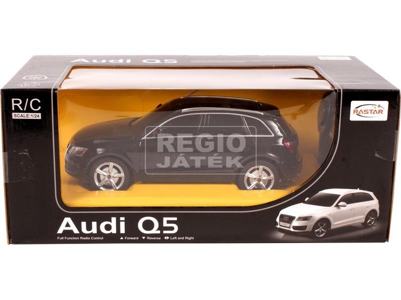 Távirányítós Audi Q5 - 1:24, többféle
