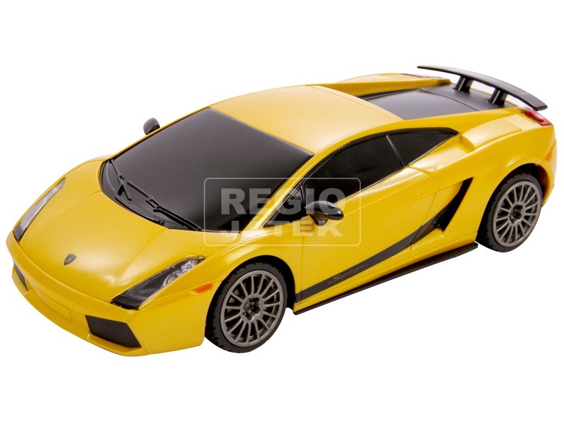 Távirányítós Lamborghini Gallardo Superleggera - 1:24, többféle