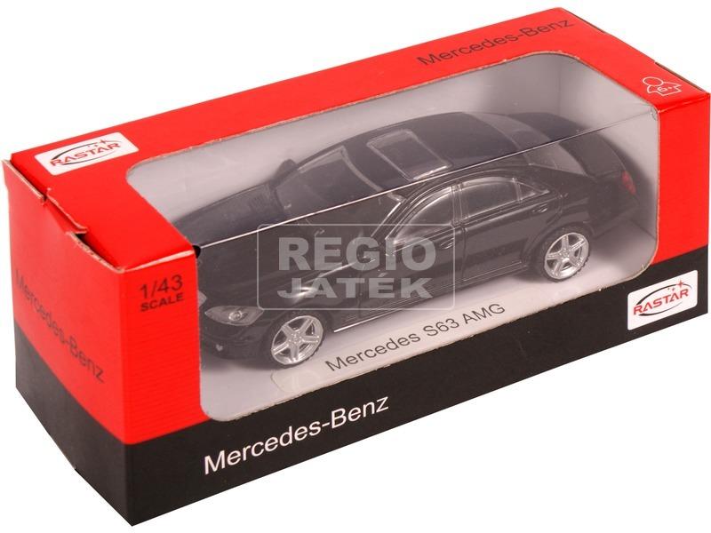 Mercedes-Benz CL63 AMG fém autómodell - 1:43