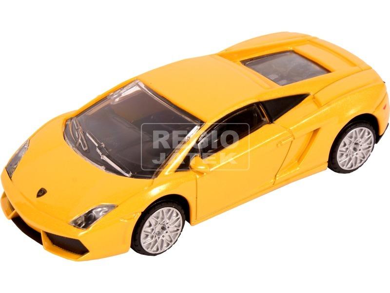 kép nagyítása Lamborghini Gallardo fém autómodell - 1:40