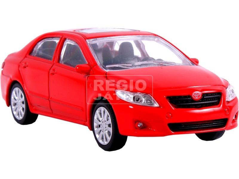 Toyota Corolla fém autómodell - 1:43, többféle