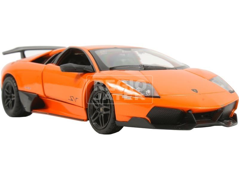 Lamborghini Murciélago LP670-4 fém autómodell - 1:24, többféle