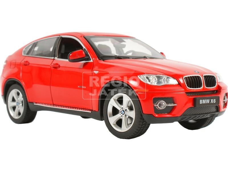BMW X6 fém autómodell - 1:24, többféle
