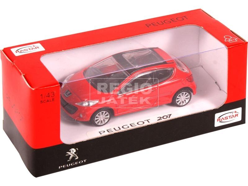 Peugeot fém autómodell - 1:43, többféle