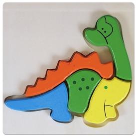Dinoszaurusz 5 darabos fa puzzle Itt egy ajánlat található, a bővebben gombra kattintva, további információkat talál a termékről.