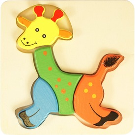 Fa puzzle - zsiráf - számos Itt egy ajánlat található, a bővebben gombra kattintva, további információkat talál a termékről.