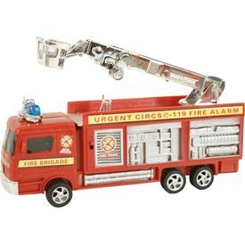 Kosaras tűzoltóautó fénnyel - 21 cm Itt egy ajánlat található, a bővebben gombra kattintva, további információkat talál a termékről.