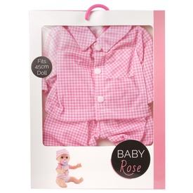 Babaruha dobozban 40-45 cm babára, 6 féle Itt egy ajánlat található, a bővebben gombra kattintva, további információkat talál a termékről.