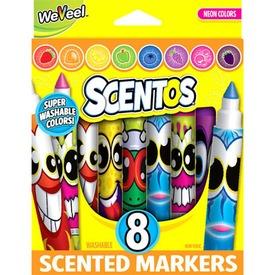 Scentos filctoll 8 darabos készlet - neon színek Itt egy ajánlat található, a bővebben gombra kattintva, további információkat talál a termékről.