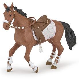 Papo téli lovagló lány lova 51553