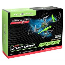 Sky Viper Stunt Drone quadrocopter Itt egy ajánlat található, a bővebben gombra kattintva, további információkat talál a termékről.